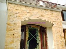 Exterior Window Stone Cladding