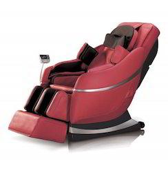 3D Massage Chair - Rose Red