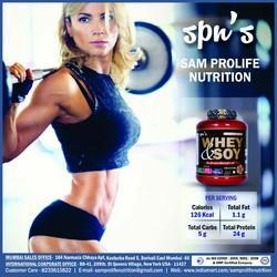 Spn's Whey And Soy Protein