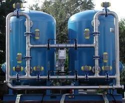 Side Stream Filtration Plant