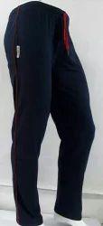 Black & Navy Track Pant for Regular Use