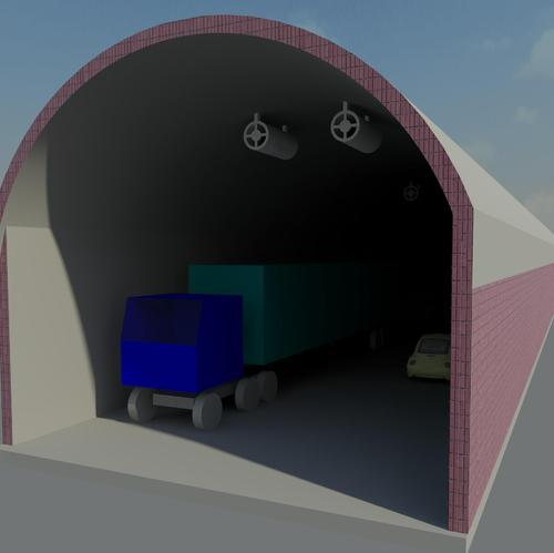 Tunnel Ventilation Design And Analysis In Chandigarh