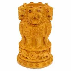Ashoka Stambh Pen Stand WC083