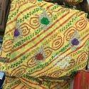 Chundri Print Saree