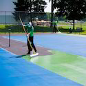 Acrylic Tennis Surfaces