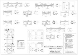 RCC Structure Design