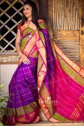 9e669e125a Meena Casual Wear Fancy Cotton Saree, Machine, Rs 690 /piece | ID ...