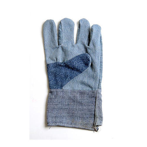 Safety Hand Gloves - Jeans Wiper Hand Gloves Manufacturer