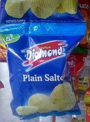 Plain Salty Chips