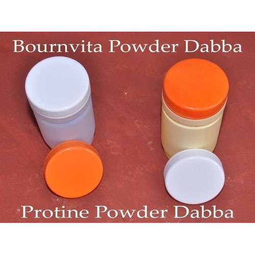 Protein Powder Plastic Container at Rs 45 piece Plastic