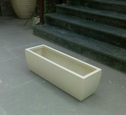 Planter Box (Curved)