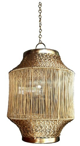 Modern/Contemporary Iron Lamp, for Decoration