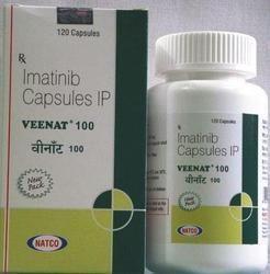 Imatinib 100 mg Veenat Capsules Price & Details