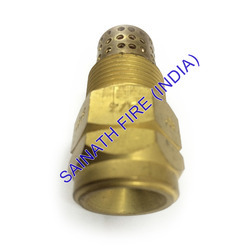 High Velocity Spray Brass Nozzle