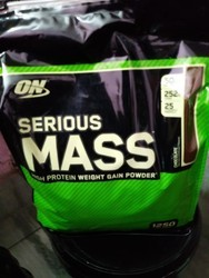 On Serious Mass Weight Gainer, Packaging Size: 4-6 kg