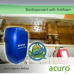 Biodispersant wtih Antifoam