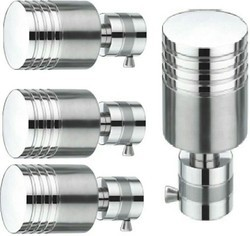 Stainless Steel Pipes Curtain Bracket