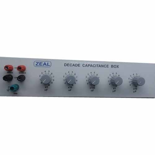 Decade Capacitance Box Manufacturer From Pune