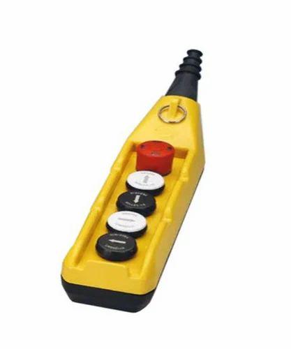 Giovenzana Pendant Crane Push Button Manufacturer From