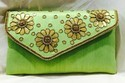 Gotta Patti Raw Silk Clutches