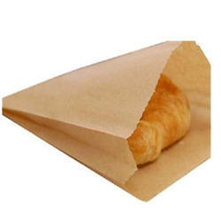 Plain Brown Paper Bags, For Food Packaging