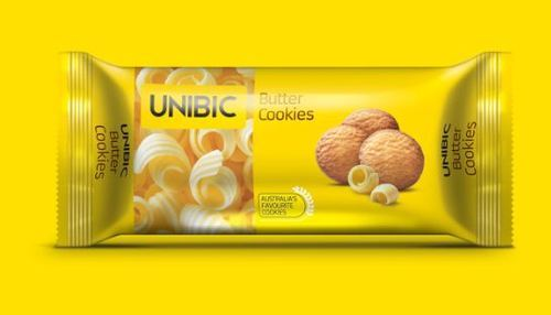 Unibic Butter Cookies 48 Pkt
