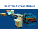 Roof Tiles Forming Machine
