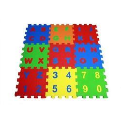Ultimate Alpha Numeric Puzzle Mats