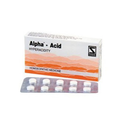 Alpha-Acid Tablets