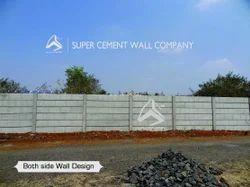 RCC Precast Boundry Wall