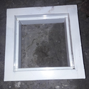 Exhaust Window Frame