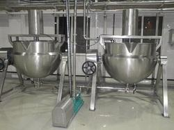 Steam Jacketted Kettles