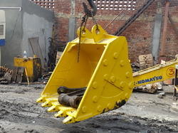 Tata Ex-200 Heavy Duty Buckets