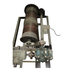 Industrial Winch Lift Machine