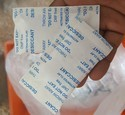 Desiccant Tyvek Packets