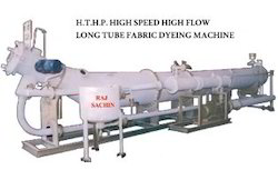Long tube Jet Dyeing machine