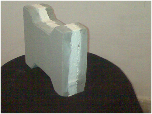 Thermocol Insulated Concrete Block & Energy Saving Block
