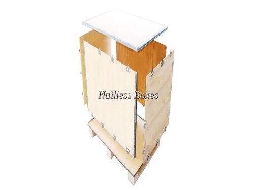 Nailless Collapsible - Reusable - S Type Boxes