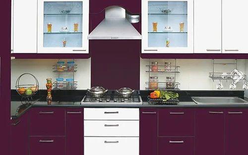 Modular Kitchen Modern Modular Kitchen Manufacturer From Indore