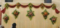 Stage Flower Decoration Services Stage Sajawat Service In Chennai