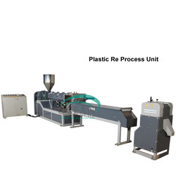 Plastic Re Process Unit