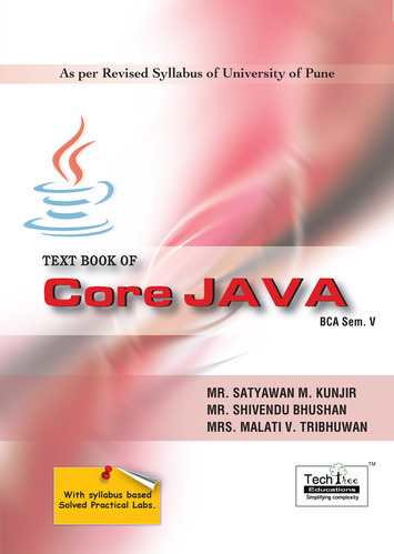 Best Book Core Java