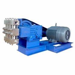Harvest Cast Iron High Pressure Pump, Model: 125