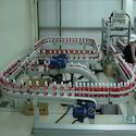 Monorail Conveyor for Beverage Industry