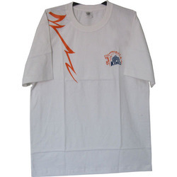 White Promotional T-Shirt