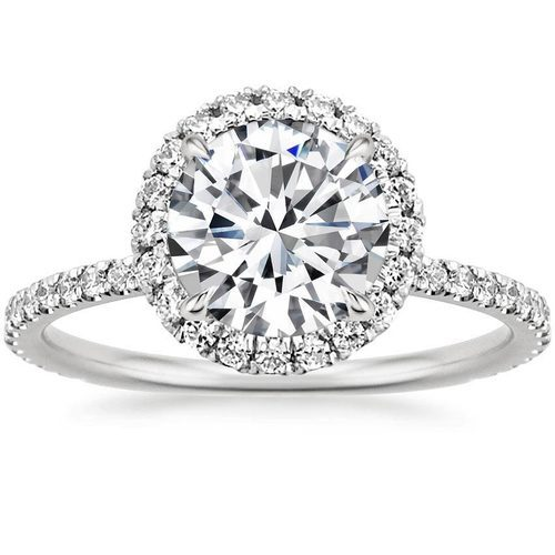Diamond Ring At Rs 100000 Piece Johri Bazar Jaipur Id