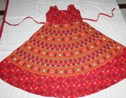 Jaipuri Print Dress
