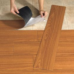 100 Sq Ft PVC Flooring Services, Residential Building, Delhi Ncr