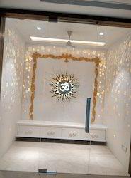 Nice Pooja Room Door Design ...