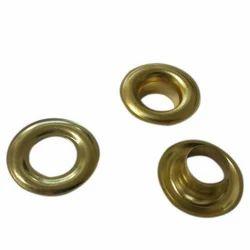 Tarpaulin Brass Eyelets, For Foot